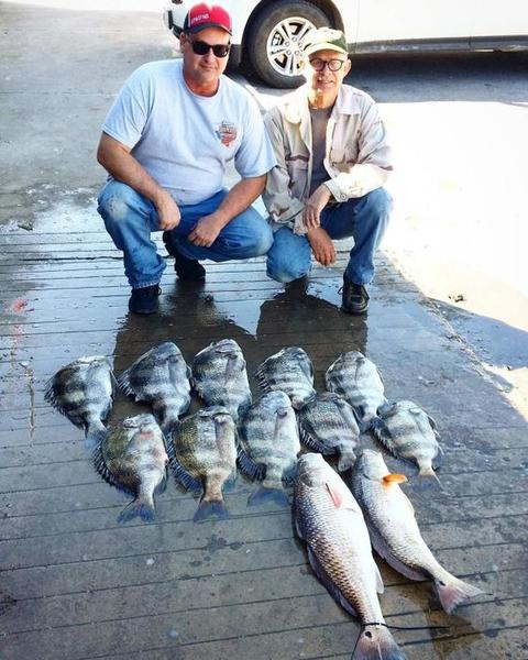 Fishing report for galveston saltwater reports texas for Fishing report texas
