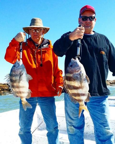 Fishing report for galveston saltwater reports texas for Galveston fishing guides