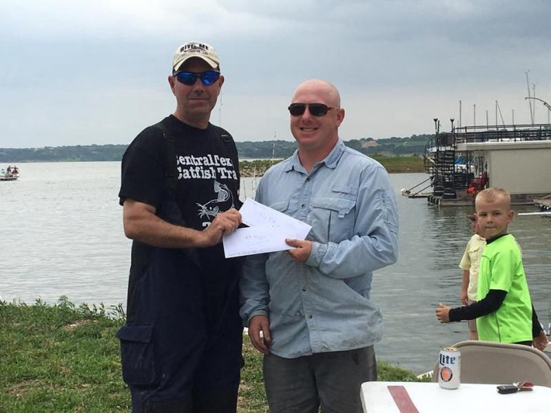 Ctct lake waco tournament 4 16 2016 catfishing texas for Fishing tournaments in texas