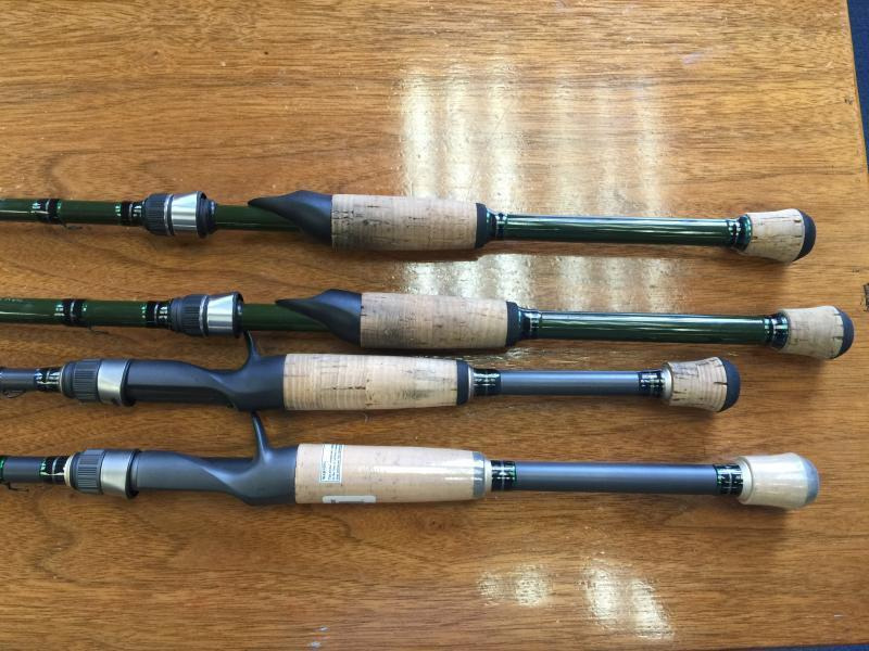 Powell rods trading post swap classifieds texas for Powell fishing rods