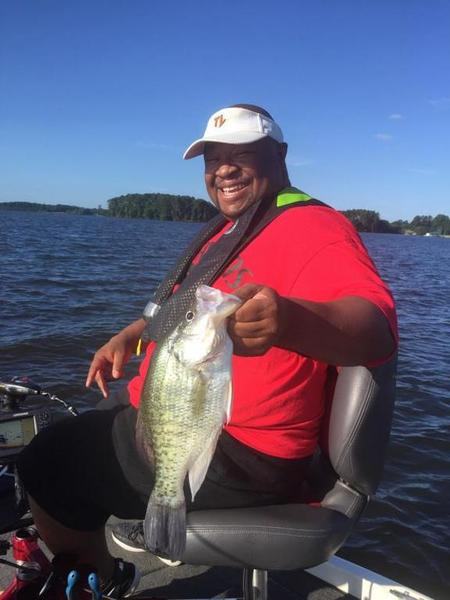 This trip was special crappie fishing texas fishing forum for Best crappie fishing times