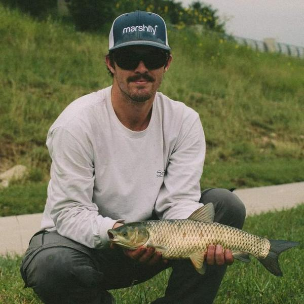 Houston 39 s carp on the fly tournament fly fishing texas for Fly fishing houston