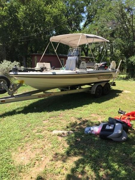 2003 skeeter zx22 bay boat for sale boats 4 sale texas for Texas fishing forum boats for sale