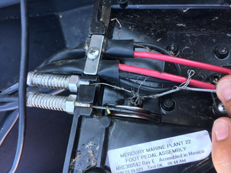 Motorguide Tour Repair Near Denton Bass Fishing Texas