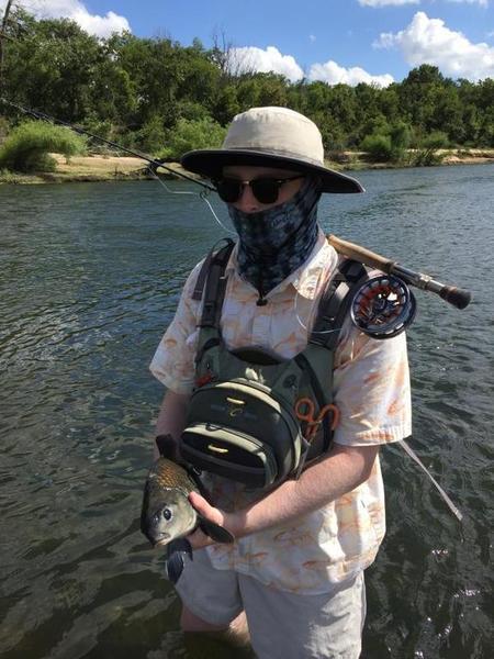 Who said buffalo were hard to catch fly fishing texas for Corpus fishing forum