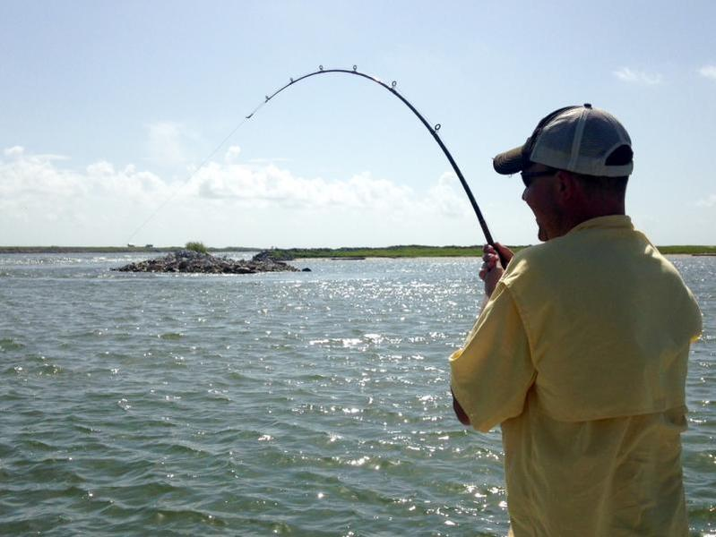 Jetty time port o 39 connor tx inshore fishing texas for Port o connor fishing
