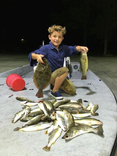 Sabine 10 18 saltwater reports texas fishing forum for Tides for fishing texas city