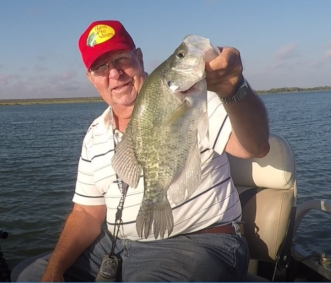 Why is it so easy crappie fishing texas fishing forum for Crappie fishing in texas