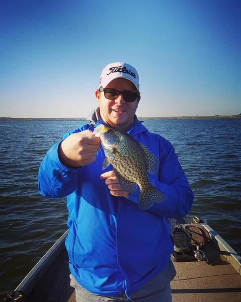 Shooting docks for the first time crappie fishing for Crappie fishing texas