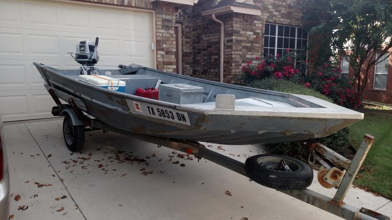 Post a picture of your jon boat jon boats texas fishing forum