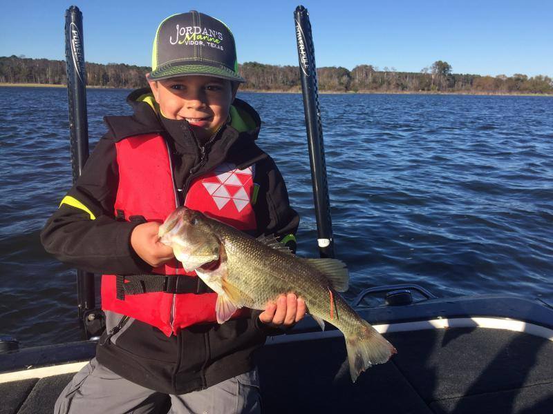 Sam rayburn november report and upcoming tournaments for Fishing tournaments in texas