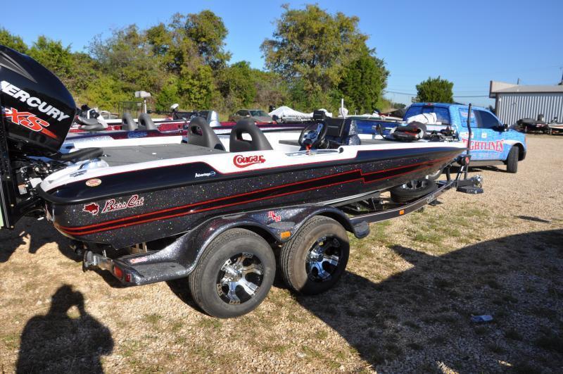 2017 basscat cougar sp boats 4 sale texas fishing forum for Texas fishing forum boats for sale