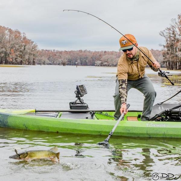 Caddo lake kayak fishing texas fishing forum for Caddo lake fishing report