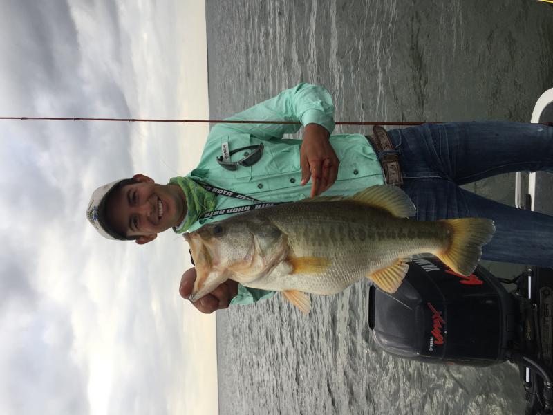 Falcon lake sugar lake pics and weekly report bass for Falcon lake fishing