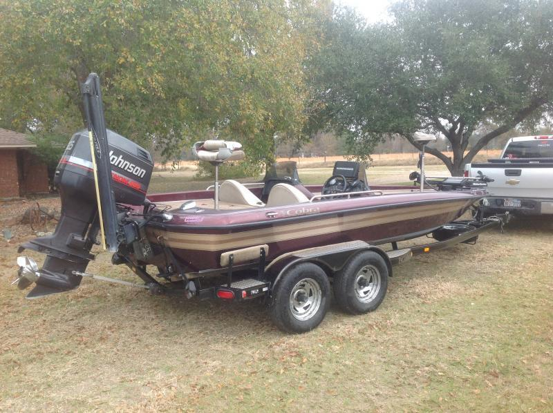 cobra bass boat for sale boats 4 sale texas fishing forum