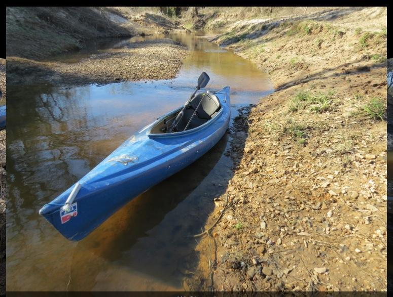 Another good day up the creek kayak fishing texas for Kayak fishing forum