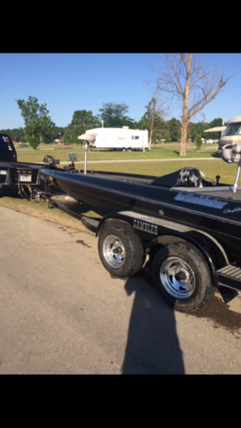 Gambler Bass Boat For Sale REDUCED Trading Post Swap - Gambler bass boat decals