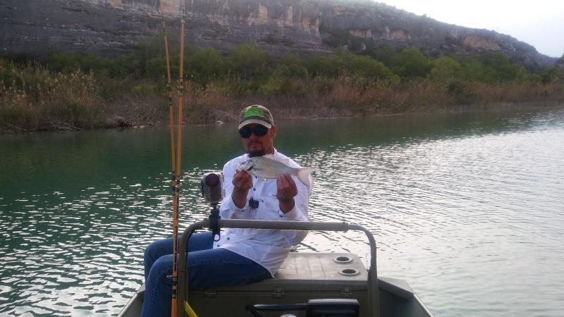 Pecos river photos videos texas fishing forum for Pecos river fishing