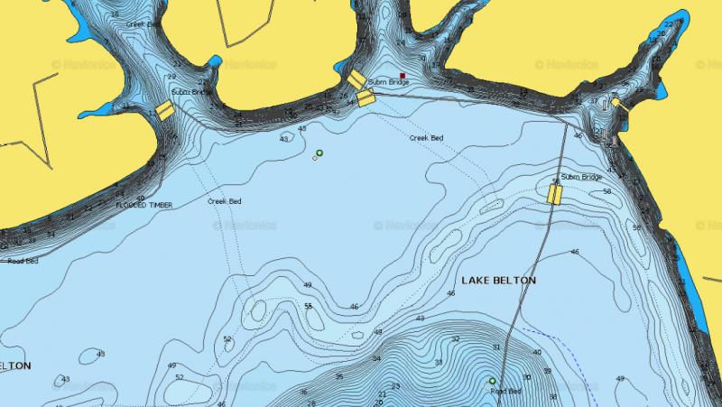 Bummed on belton crappie fishing texas fishing forum for Belton lake fishing