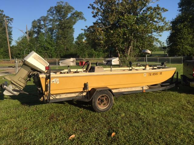 Cheap fishing boat for sale sold trading post swap for Texas fishing forum boats for sale