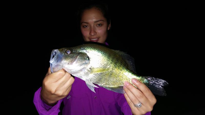 Birthday Crappie Crappie Fishing Texas Fishing Forum