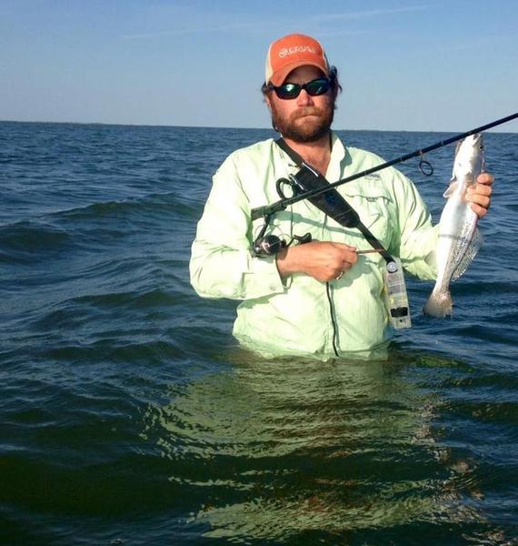 Wade fishing report seadrift tx 5 6 5 7 inshore for Fishing reports texas