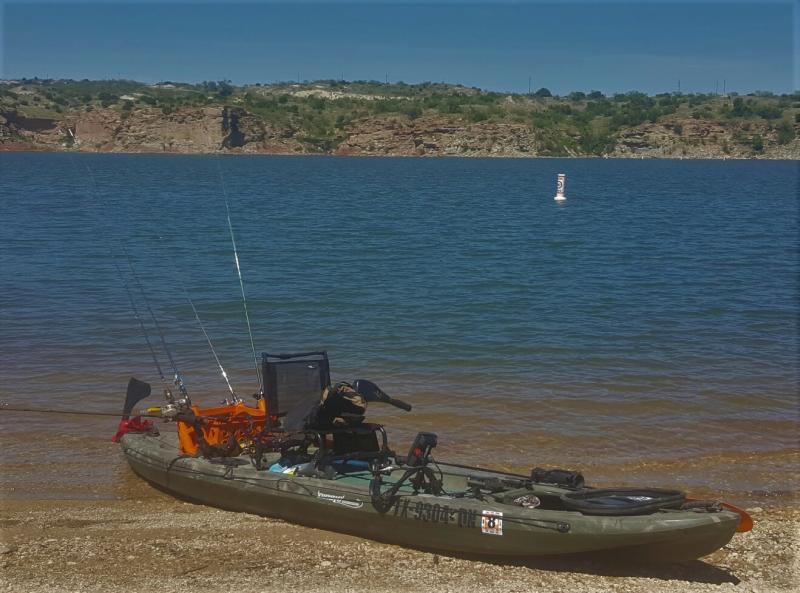 Show your rig kayak fishing texas fishing forum for Corpus fishing forum