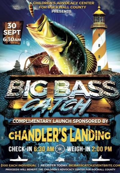 Big bass tournament sept 30th on ray hubbard tournament for Fishing tournaments in texas 2017