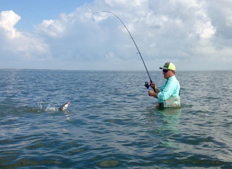 Seadrift tx wading or poc jetties 10 13 10 14 07 for Corpus fishing forum