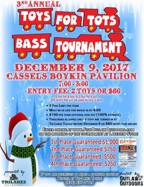 Toys For Tots Introduction : Rayburn december toys for tots benefit tournament