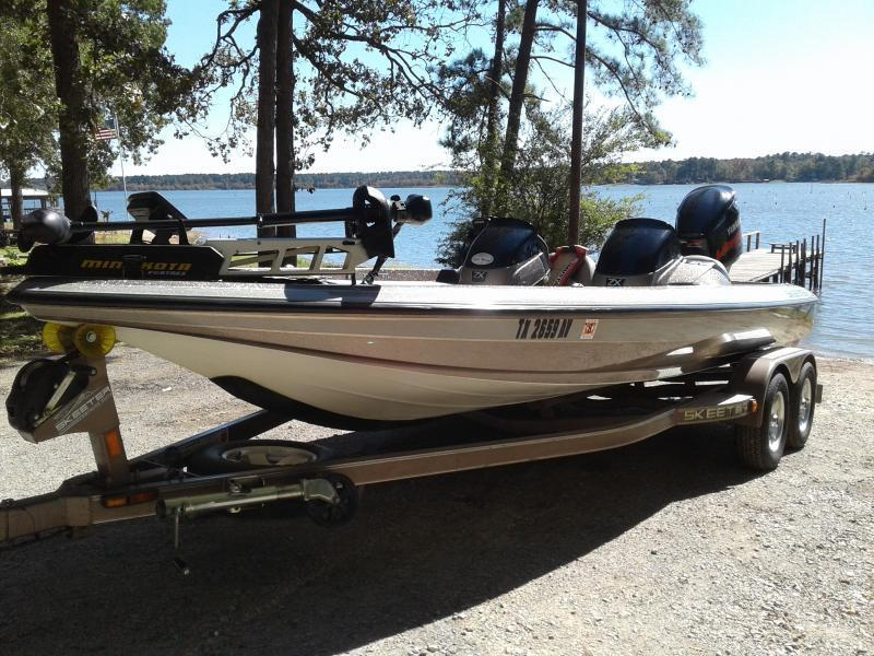 2009 skeeter zx250 for sale boats 4 sale texas fishing for Texas fishing forum boats for sale