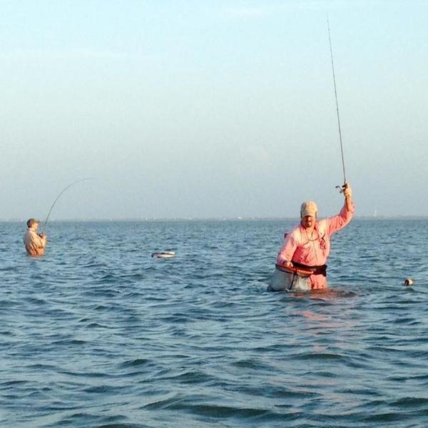 The perfect christmas present seadrift tx or port for Corpus fishing forum