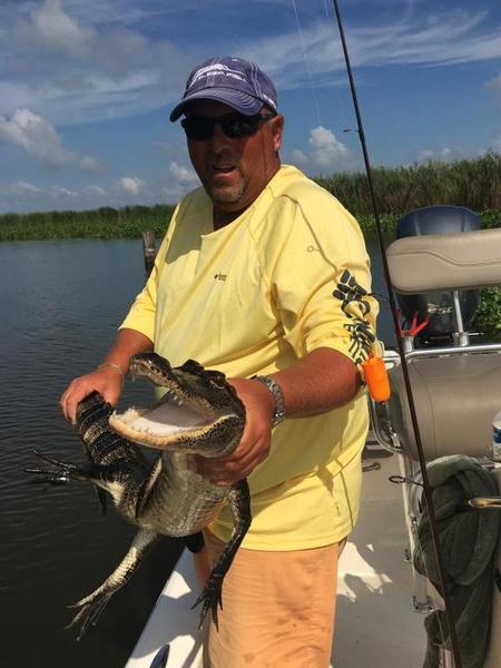 Gators off topic texas fishing forum for Texas non game fish