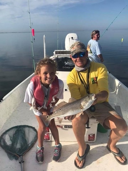 Guided fishing trip in corpus christi open saltwater for Corpus fishing forum