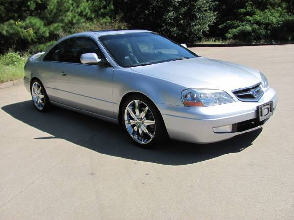 2001 acura cl type s 6900 non fishing classifieds. Black Bedroom Furniture Sets. Home Design Ideas
