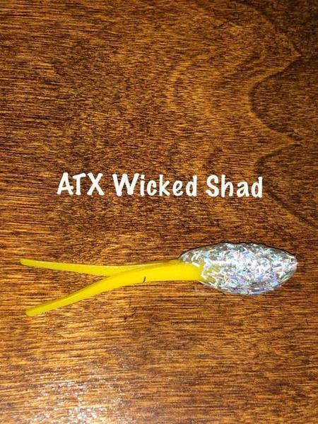 New Custom Crappie Mold   jig makers   Texas Fishing Forum