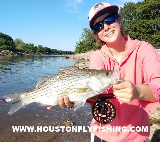 Guide reports fly fishing texas fishing forum for Fly fishing houston