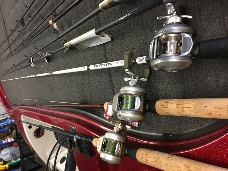 RODS, REELS, BAIT,CRANKS,SPINNERS MISC  | Trading Post