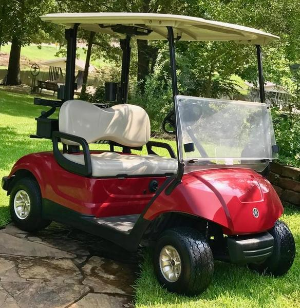 Yamaha Golf Cart | non-fishing CLASSIFIEDS | Texas Fishing Forum