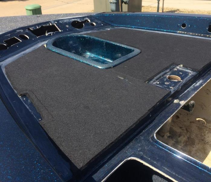 Bass Boat Carpet And Padding Texas Fishing Forum
