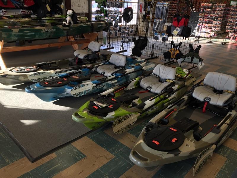 New Feel Free Kayaks In Stock Texas Fishing Forum