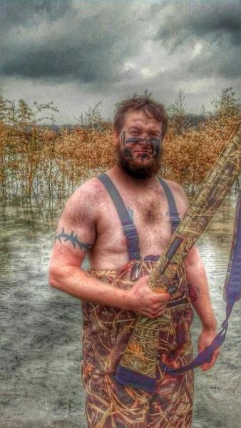 Best Duck Hunting Face Paint Pattern Poll Texas Fishing Forum