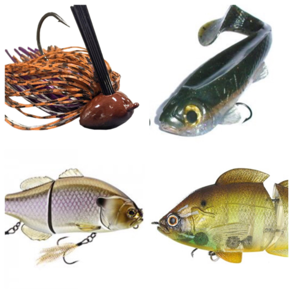New Products in the Tackle Department @ Fun N Sun! - Texas
