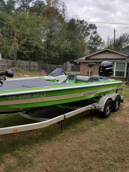2011 Bullet 21xrd with 2012 Mercury 250 pro xs (SOLD