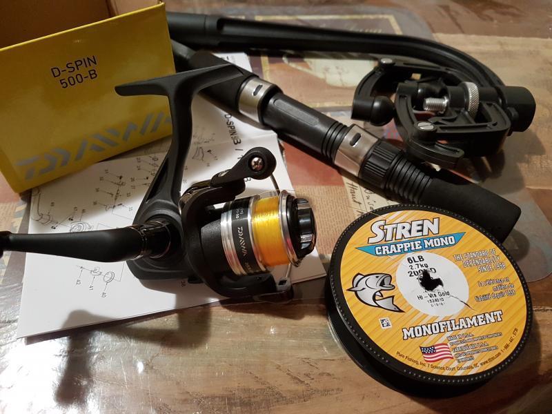 Good Cheap Crappie Rod Reel Combo Texas Fishing Forum