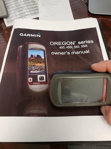 Garmin Oregon 550T GPS for sale - Texas Fishing Forum