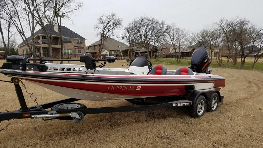 2004 Skeeter Zx 250 With 300 Hpdi