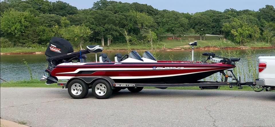 2015 Skeeter ZX225 $37,500 - Texas Fishing Forum