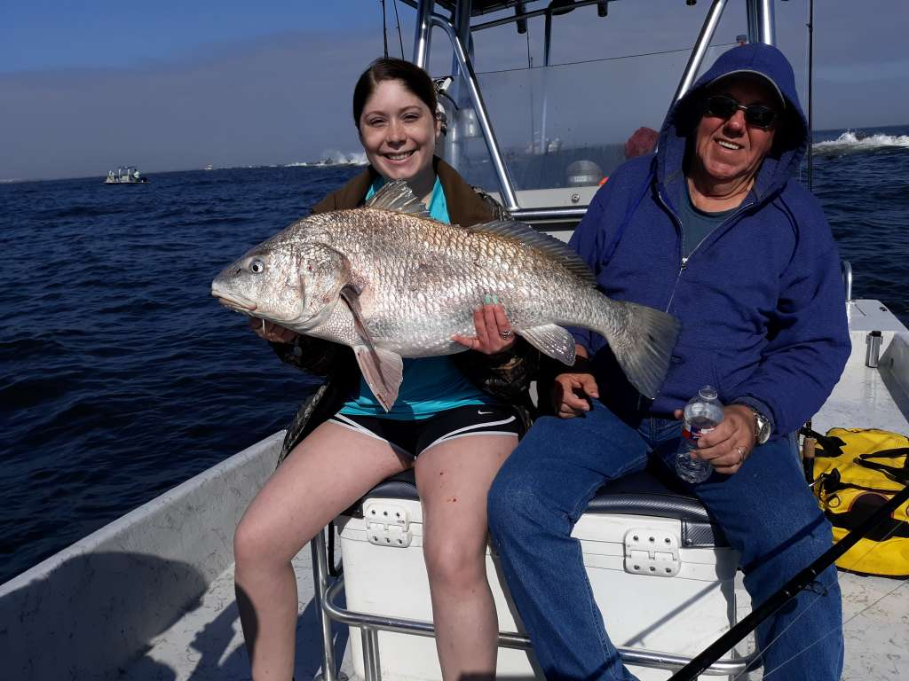 Sheepshead And The Pelagics Are A Bonus In March Spanish