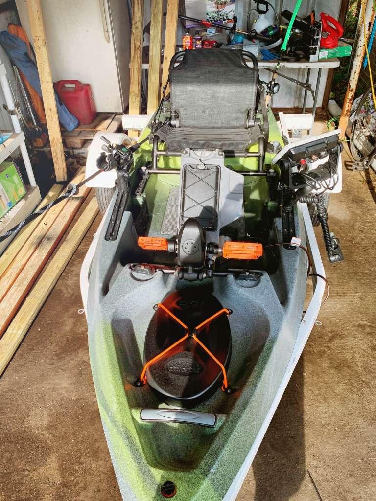 OldTown TopWater Pdl - Texas Fishing Forum